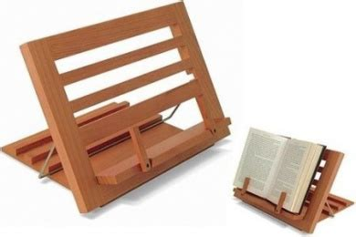 Book review display stands